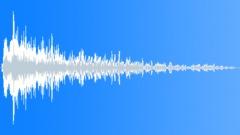 EXPLOSION MEDIUM WOOD STEREO07 Sound Effect