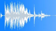 GLASS BOTTLES RUBBISH DROP01 Sound Effect