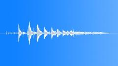 GLASS BOTTLES RUBBISH DROP03 Sound Effect