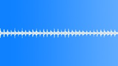 GYM TREADMILL JOGGING 7.5KPH LOOP Sound Effect