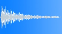 LOW FREQ STRIKE METALIC 02 Sound Effect