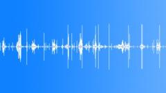 MAINTAINENCE WORK UNDERWATER SHOVEL SCRAPING06 Sound Effect