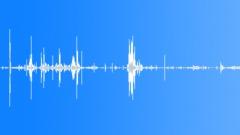 MAINTAINENCE WORK UNDERWATER SHOVEL SCRAPING10 Sound Effect