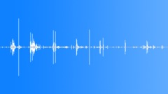 MAINTAINENCE WORK UNDERWATER SHOVEL SCRAPING12 Sound Effect