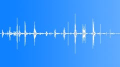 MAINTAINENCE WORK UNDERWATER SHOVEL SCRAPING16 Sound Effect