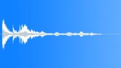 METAL RUBBISH BIN LID SMASH CONCRETE03 - sound effect