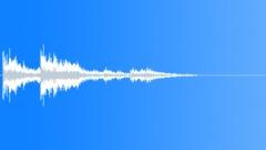 METAL RUBBISH BIN LID SMASH CONCRETE05 - sound effect