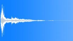 METAL RUBBISH BIN SMASH CONCRETE19 Sound Effect