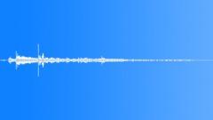 METAL SPIKE FALL03 Sound Effect