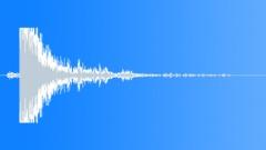 METAL SPIKE FALL05 Sound Effect