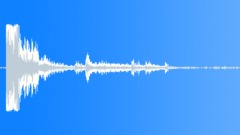 METAL SPIKE FALL07 Sound Effect