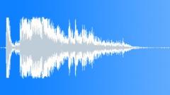 METAL SPIKE FALL09 Sound Effect