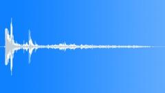 MUSKET CAPLOCK 45 CAL HEAVY CARTRIDGE FIRING 01 Sound Effect