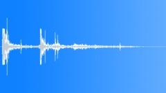 MUSKETS CAPLOCK 45 CAL HEAVY CARTRIDGE FIRING DOUBLE 02 - sound effect