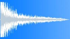 PIANO UPRIGHT BROKEN BASH01 - sound effect