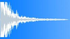 PIANO UPRIGHT BROKEN BASH03 - sound effect