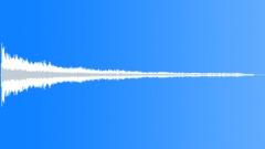 PIANO UPRIGHT BROKEN STRIKE01 - sound effect