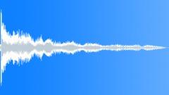 PIANO UPRIGHT BROKEN STRIKE25 - sound effect