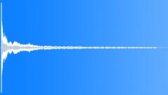 PIANO UPRIGHT BROKEN STRIKE34 - sound effect