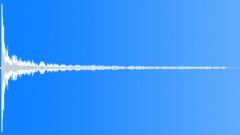 PIANO UPRIGHT BROKEN STRIKE36 - sound effect