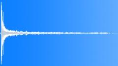 PIANO UPRIGHT BROKEN STRIKE38 - sound effect