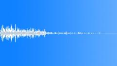 ROCK DIRT SLIDE SMALL16 Sound Effect