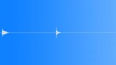 SLEDGEHAMMER METAL IMPACT LIGHT09 - sound effect