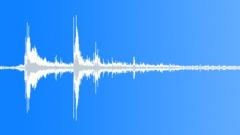 THUNDER CLOSE RAIN STEREO 02 Sound Effect