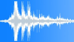 THUNDER MEDIUM WATER DRIPPING01 STEREO Sound Effect