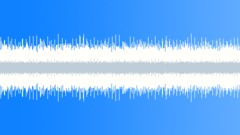 TRAIN DIESEL RAILCAR DP50 1950 TASMANIA IDLING CLOSE LOOP Sound Effect