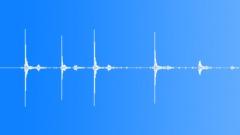 TYPEWRITER 1950S SEQUENCE03 - sound effect