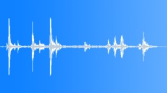TYPEWRITER REMINGTON STANDARD 10 1900S SEQUENCE03 - sound effect