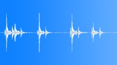 TYPEWRITER REMINGTON STANDARD 10 1900S SEQUENCE05 Sound Effect