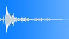 UNDERWATER MOVEMENT IMPACT08 - sound effect