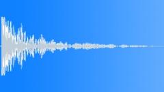 WOOD PANEL THUMP05 Sound Effect