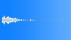 WRECK BONNET PANEL IMPACT METAL 13 Sound Effect