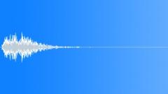 WRECK BONNET PANEL IMPACT METAL 18 Sound Effect