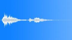 WRECK BONNET PANEL IMPACT METAL 36 Sound Effect