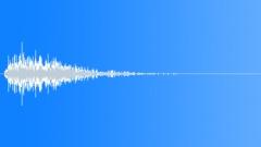 WRECK BONNET PANEL IMPACT METAL 41 Sound Effect