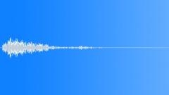 WRECK BONNET PANEL IMPACT METAL 45 Sound Effect
