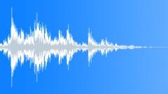 WRECK DOOR PANEL CLUNK METAL 03 - sound effect