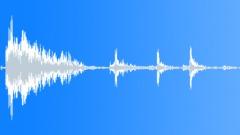 WRECK DOOR PANEL CLUNK METAL 09 - sound effect