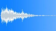WRECK DOOR PANEL CLUNK METAL 21 - sound effect