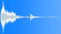 WRECK DOOR PANEL CLUNK METAL 23 Sound Effect