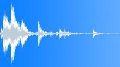 WRECK DOOR PANEL CLUNK METAL 24 - sound effect