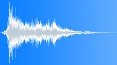 WRECK METAL ALTERNATER CRASH04 Sound Effect