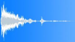 WRECK METAL ALTERNATER CRASH06 Sound Effect