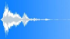 WRECK METAL ALTERNATER CRASH10 Sound Effect