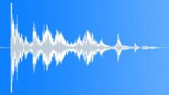 WRECK METAL ALTERNATER CRASH14 - sound effect