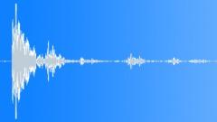 WRECK METAL ALTERNATER CRASH34 Sound Effect